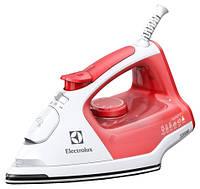 Утюг Electrolux EDB5210 White / Red (Мощность: 2200 Вт, Покрытие подошвы: металлокерамика, Подключение: Провод