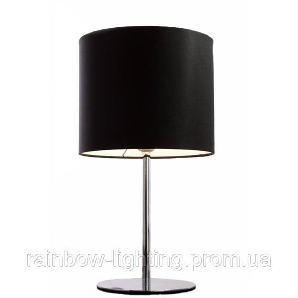 Настольная лампа абажур 776/1T BK