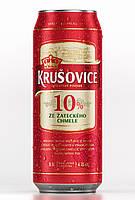 Пиво Krusovice ж / б 0,5ml