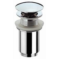 Донный клапан для умывальника Remer (Click-Clack)