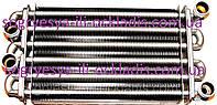 Теплообменник битермический (без фирменной упаковки) Baxi, Roca, Western, артикул 616170, код сайта 0460