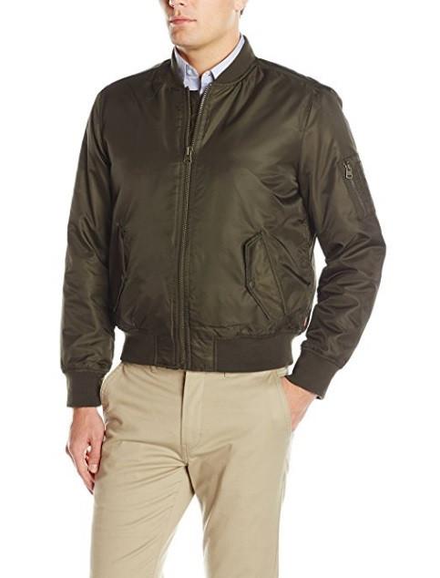 Куртка Levis Ma-1 Flight Jacket - Olive