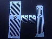 Накладки на педали Volkswagen Caddy
