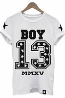 "Мужская двухсторонняя футболка OPIUM-""BOY-13"""