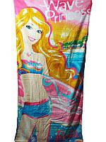 Пляжное полотенце Дисней Барби,  75х150, арт. BR 51