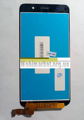 Модуль (сенсор+дисплей) для Honor 4A / Huawei Y6 (SCL-L01, SCL-L04, SCL-U31, SCL-L21) gold, фото 2