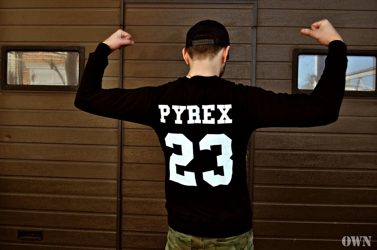 Свитшот Pyrex 23 (Пирекс 23)
