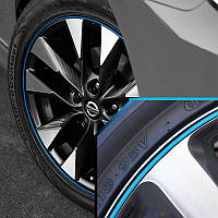 Окантовка колесного диска  для Nissan Leaf 2011-2017