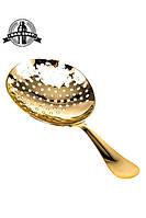 Джулеп стрейнер Barshop (золото)