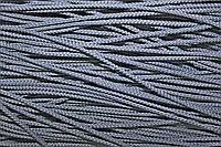 Шнур 2мм (100м) св.серый