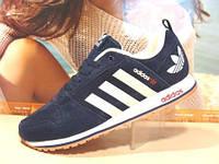 Кроссовки мужские Adidas Neo синие 43 р.