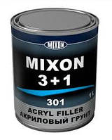 Акриловый грунт MIXON 3+1 желтый