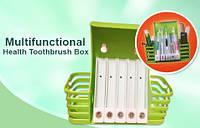 Органайзер для ванной оптом Health Toothbrush Box