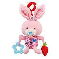 Подвеска на коляску и автокресло Alexis Baby Mix TK/P/1128-0200 Розовый Зайчик