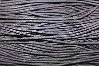 Шнур 3мм (100м) черный
