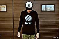 Свитшот UFC Ultimate Fighting Championship (ЮФС - абсолютный бойцовский чемпионат)