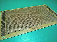 Монтажная макетная плата PCB 9x15 см, фото 1
