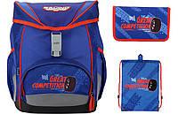 K17-704S-2 Набор школьный Kite(Рюкзак+сумка+пенал) Ergo-2