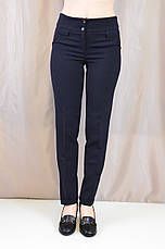 Строгие прямые брюки, фото 2