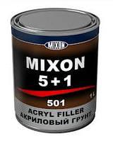 Акриловый грунт MIXON 5+1 серый 1л