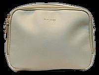 Классическая женская сумочка DAVID DJONES кремового цвета XRX-323000, фото 1