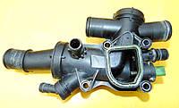 Корпус термостата 9656182980 2,0 л Фиат Фіат Скудо Fiat Scudo HDI с 2007 г. в.