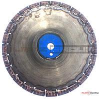 Реставрация алмазных дисков диаметров 350 мм