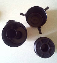 Воздушный фильтр в сборе 186F, фото 3