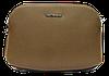 Маленькая аккуратная женская сумочка DAVID DJONES желтовато-коричневого цвета QQK-042300