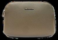Маленькая аккуратная женская сумочка DAVID DJONES темно-серого цвета QQK-097900, фото 1
