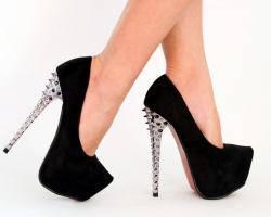 Женская обувь на каблуках