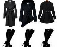 Модные ботфорты