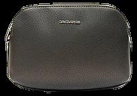 Маленькая аккуратная женская сумочка DAVID DJONES цвета хаки QQK-055500, фото 1