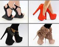 Женская обувь - лето, осень, зима, весна