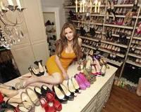 Модная женская обувь.