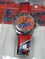 Часы детские человек паук