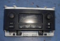 Блок управления печкой климат 05-Peugeot307 CC2001-20089646627977, 281138640, BEHR