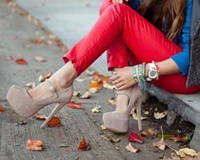 Туфли на шпильке вещь необыкновенная