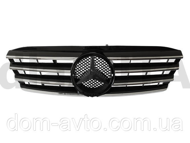 Решетка радиатора TUNING Mercedes W203 C-klasa 00-07
