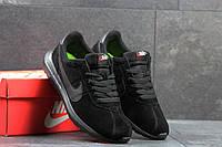 Мужские кроссовки Nike Fragment Design, замшевые, черные / кроссовки мужские Найк Фрагмент Дезайн, стильные