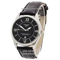 Часы Tissot Powermatic 80 Black-Silver-Black