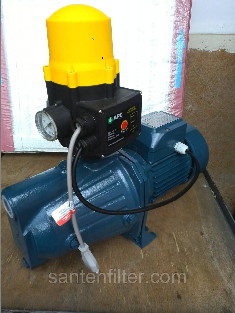 Насосная станция JET100L 1.1 кВт Forwater с регулятором давления