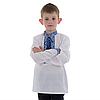 Детская вышивка крестом с голубым орнаментом, фото 2