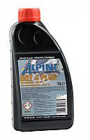 Тормозная жидкость ALPINE Brake Fluid DOT 4+ (0,5 л.)
