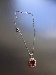 Кулон на шию з каменем