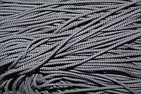 Шнур 3мм (200м) т. серый