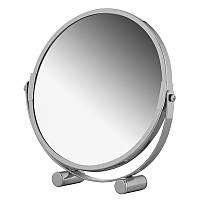 Зеркало косметическое увеличительное Axentia 3:1