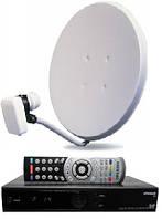 Установка системы для просмотра пакетов НТВ+, Радуга, Триколор ТВ, и др.