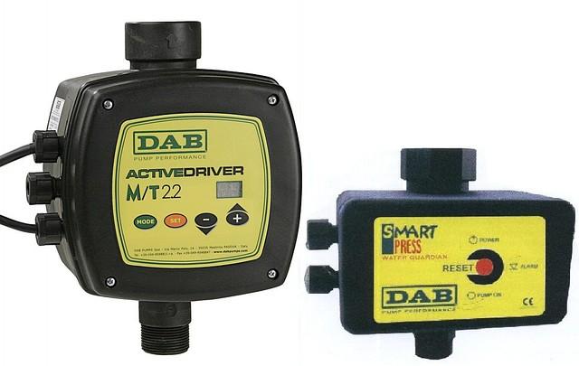 Частотні перетворювачі Active Driver і контролери тиску Smart Press