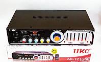 Усилитель UKC AK-121USB + караоке